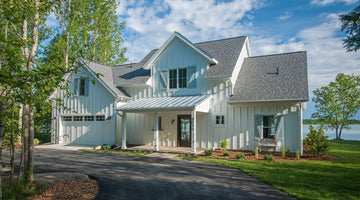 Tall Cedar House Plan Tour