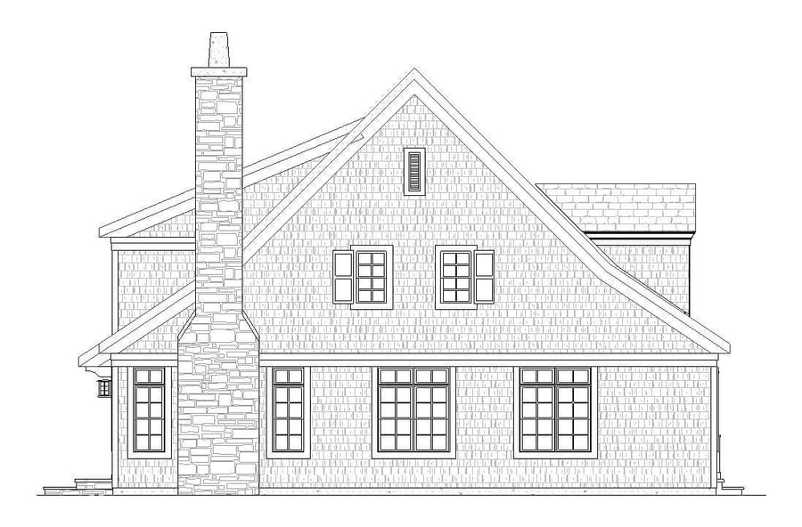 Adams Residential House Plan SketchPad House Plans