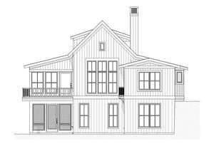 Bayview Residential House Plan SketchPad House Plans