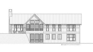 Beechcrest Residential House Plan SketchPad House Plans