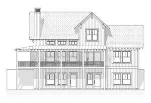 Bluewater Residential House Plan SketchPad House Plans