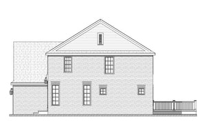 Bonnell Residential House Plan SketchPad House Plans