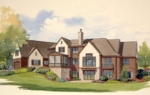 Briarwood Residential House Plan SketchPad House Plans