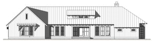 Burwood Residential House Plan SketchPad House Plans