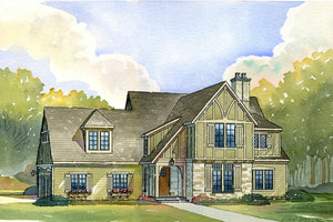 Cambridge Residential House Plan SketchPad House Plans