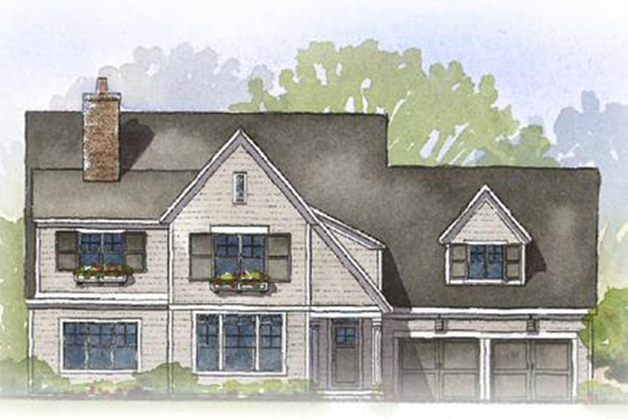 Charles Residential House Plan SketchPad House Plans