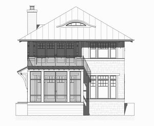 Cobia Residential House Plan SketchPad House Plans