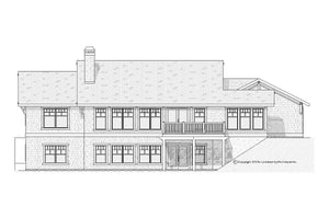 Copperwood Residential House Plan SketchPad House Plans
