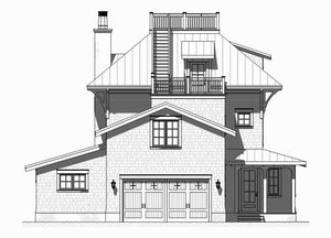 Coral Residential House Plan SketchPad House Plans