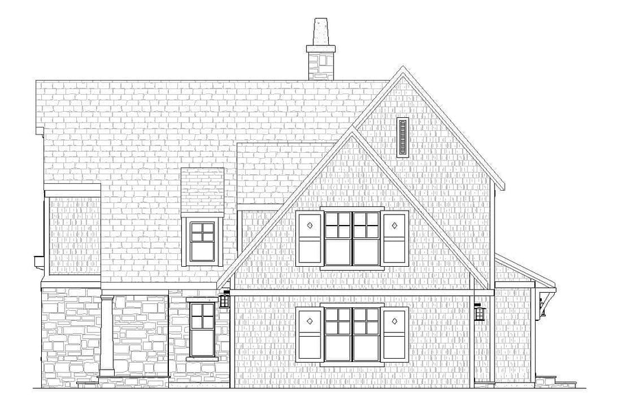 Croswell Residential House Plan SketchPad House Plans