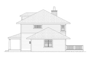 Deming Residential House Plan SketchPad House Plans