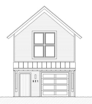 Fairview Residential House Plan SketchPad House Plans