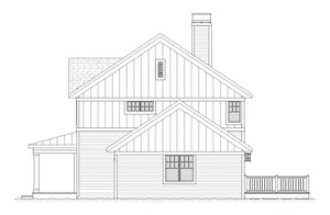 Fuller Residential House Plan SketchPad House Plans