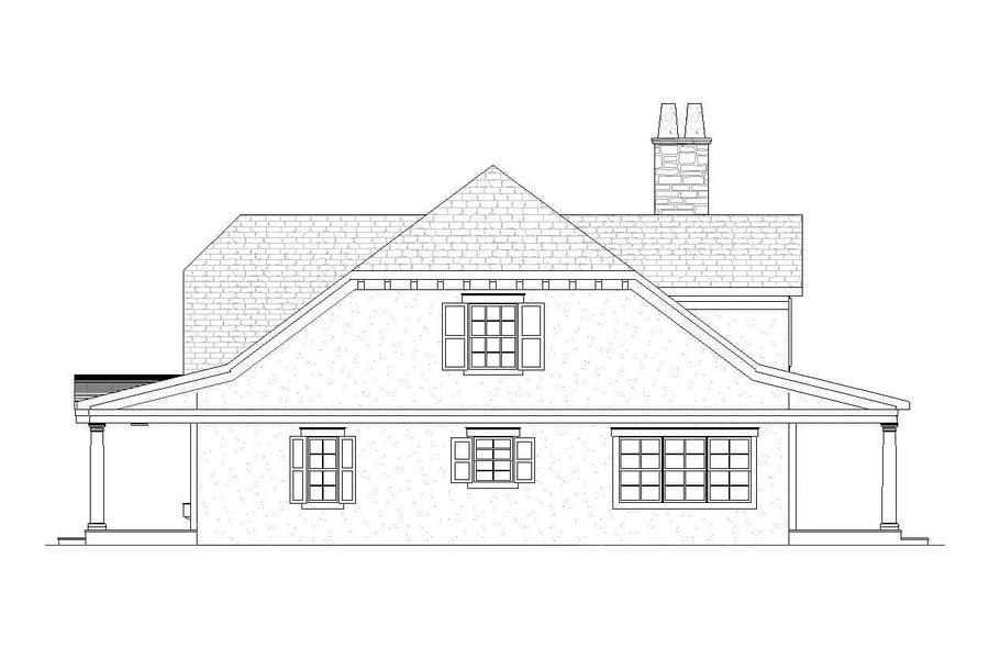 Giddings Residential House Plan SketchPad House Plans
