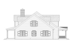 Glenview Residential House Plan SketchPad House Plans