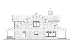 Hollister Residential House Plan SketchPad House Plans