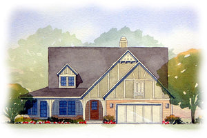 Iris Residential House Plan SketchPad House Plans