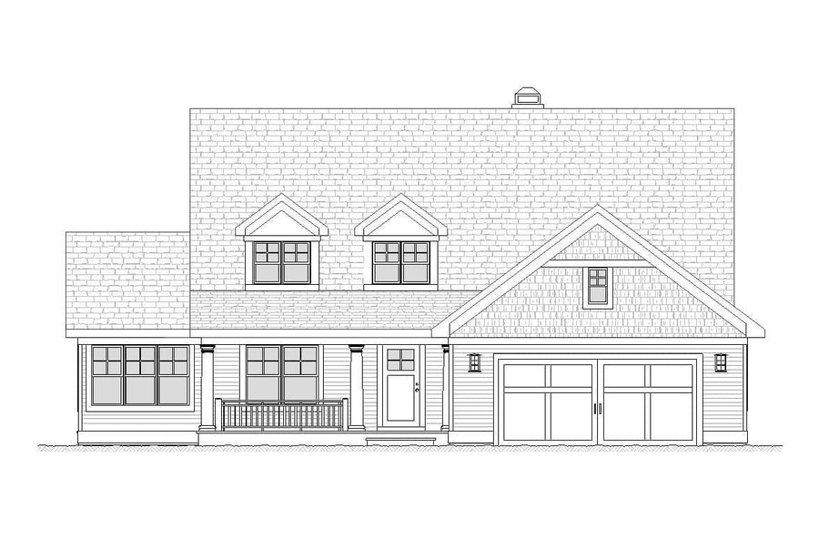 Isle Royale Residential House Plan SketchPad House Plans