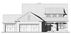 Ithaca Residential House Plan SketchPad House Plans