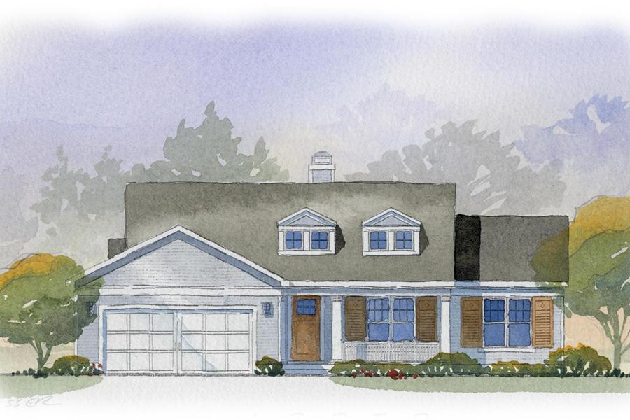 Jasper Residential House Plan SketchPad House Plans