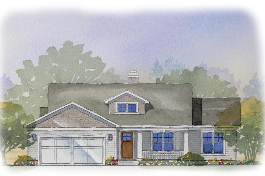 Juniper Residential House Plan SketchPad House Plans