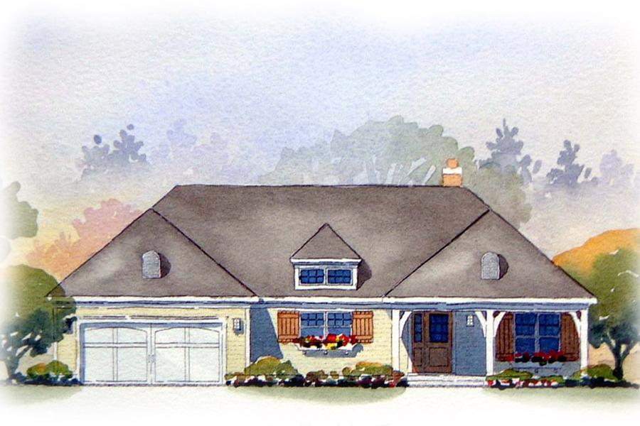 Kent Residential House Plan SketchPad House Plans