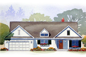 Killington Residential House Plan SketchPad House Plans