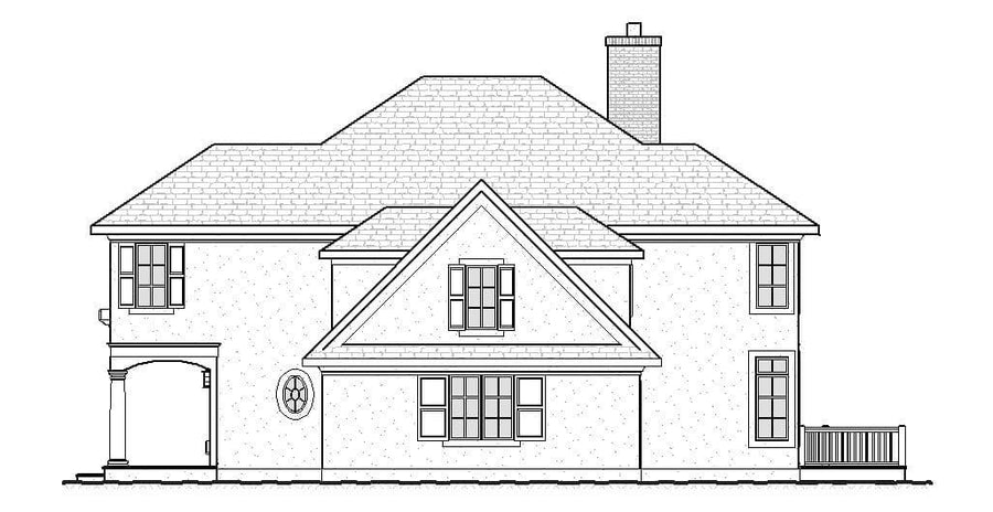 Knight Residential House Plan SketchPad House Plans