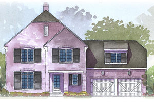 Lake Grove Residential House Plan SketchPad House Plans