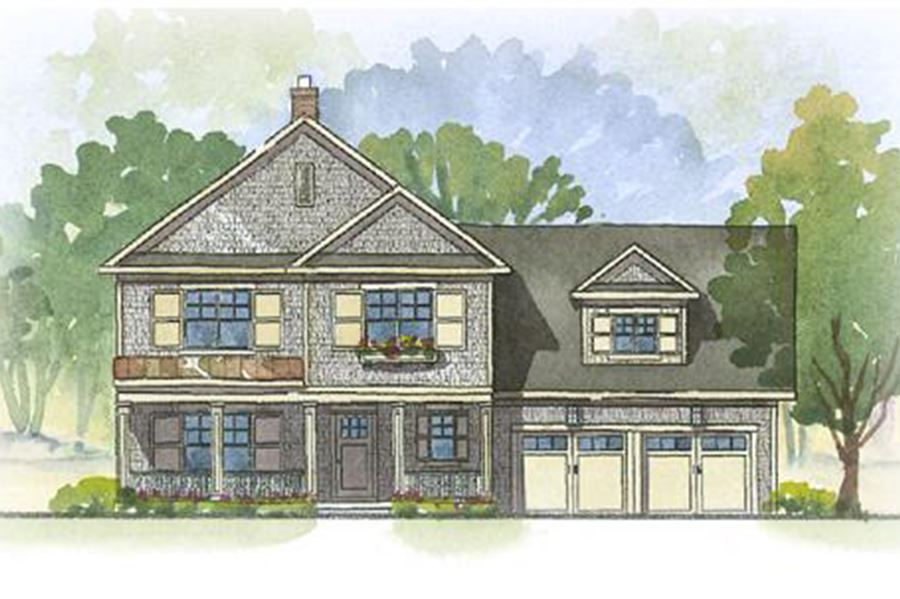 Laurel Residential House Plan SketchPad House Plans