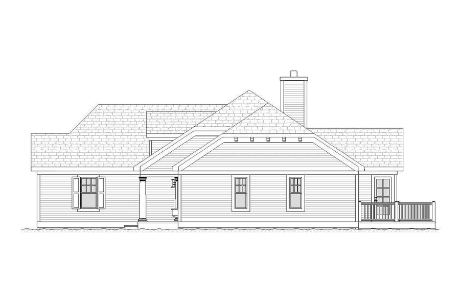 Liverpool Residential House Plan SketchPad House Plans