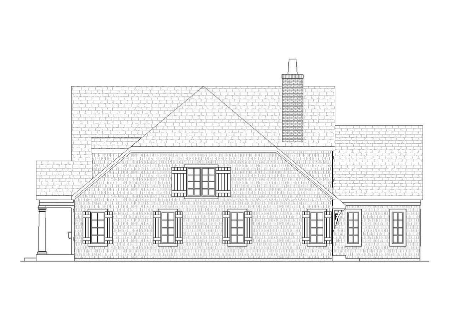 Mackinaw Residential House Plan SketchPad House Plans