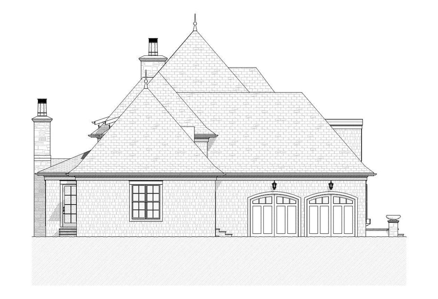 Manchester Residential House Plan SketchPad House Plans