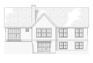 Maricel Residential House Plan SketchPad House Plans
