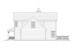 Nance Residential House Plan SketchPad House Plans