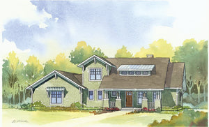 North Lake Residential House Plan SketchPad House Plans