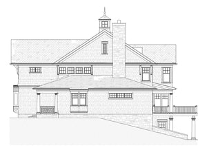 Northbridge Residential House Plan SketchPad House Plans