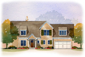 Northstar Residential House Plan SketchPad House Plans