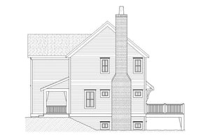 Oleander Residential House Plan SketchPad House Plans