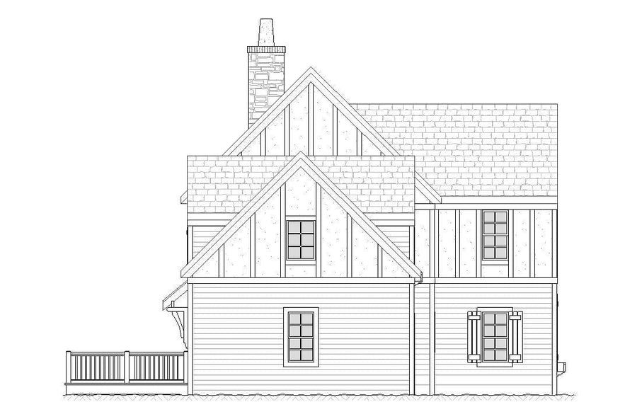 Orion Residential House Plan SketchPad House Plans