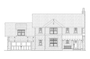 Ottawa Residential House Plan SketchPad House Plans