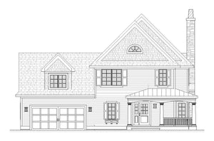 Quail Residential House Plan SketchPad House Plans