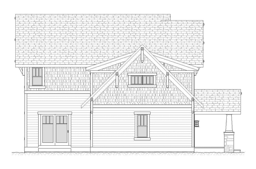Quest Residential House Plan SketchPad House Plans