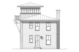 Regatta Residential House Plan SketchPad House Plans