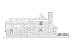 Rhodes Residential House Plan SketchPad House Plans