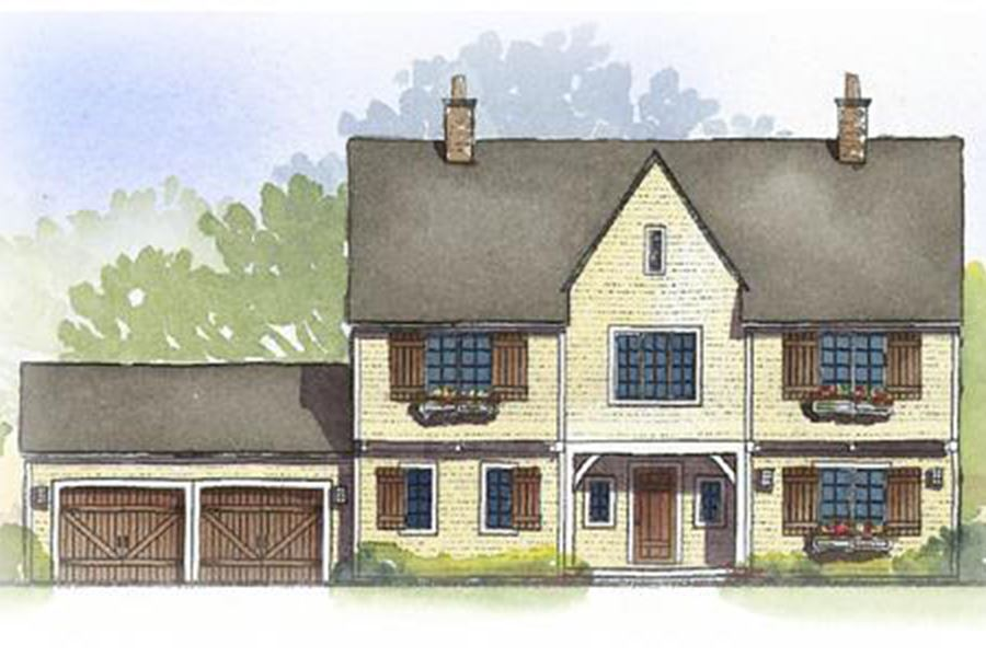 Ruddington Residential House Plan SketchPad House Plans