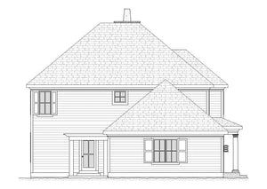 Sherman Residential House Plan SketchPad House Plans