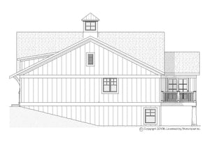 Stations Edge Residential House Plan SketchPad House Plans
