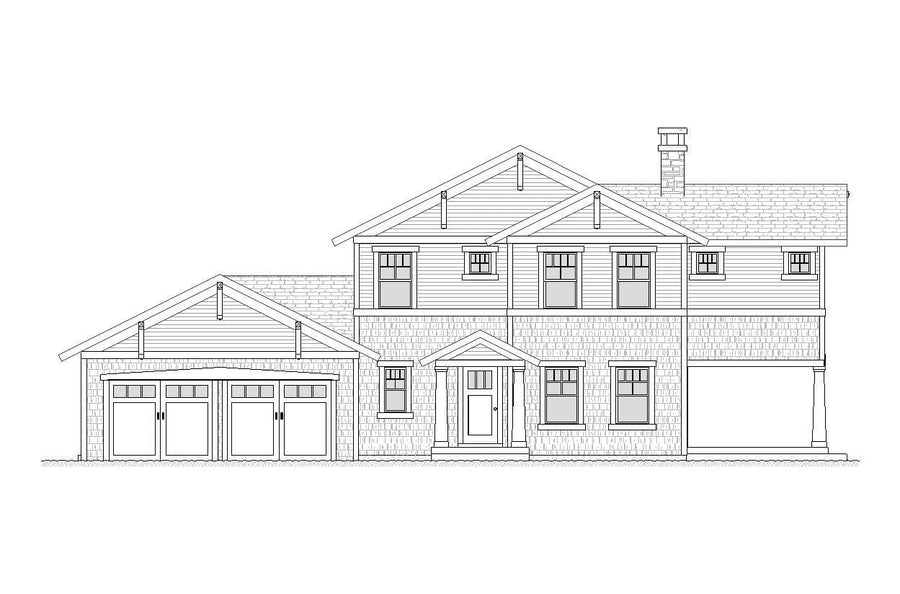 Sylvan Residential House Plan SketchPad House Plans