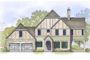 Trowbridge Residential House Plan SketchPad House Plans